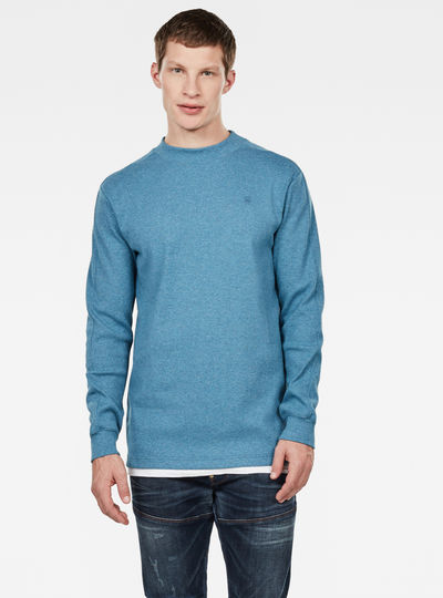 Korpaz Mock Sweater