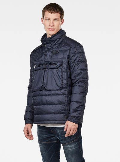 Atoll Quilted Anorak