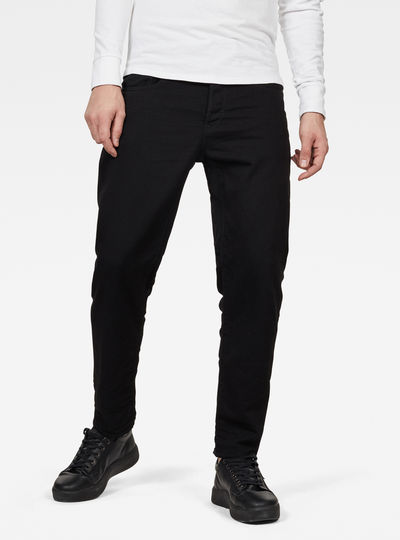 5650 3D Relaxed Tapered Jeans