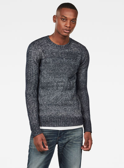Mongram Knitted Sweater