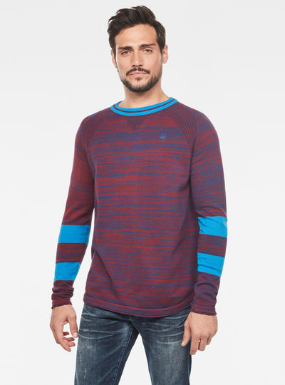 Core Straight Knitted Sweater
