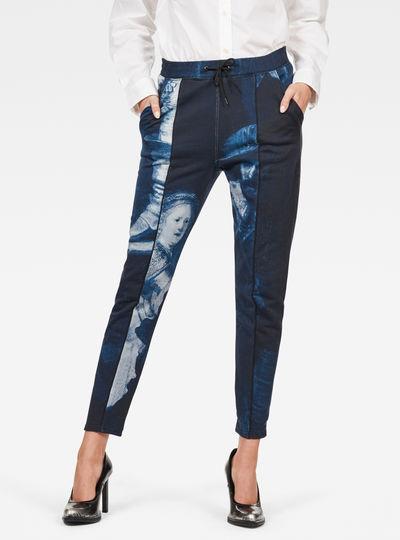 Pantalones Deportivos Rijks Lanc Skinny