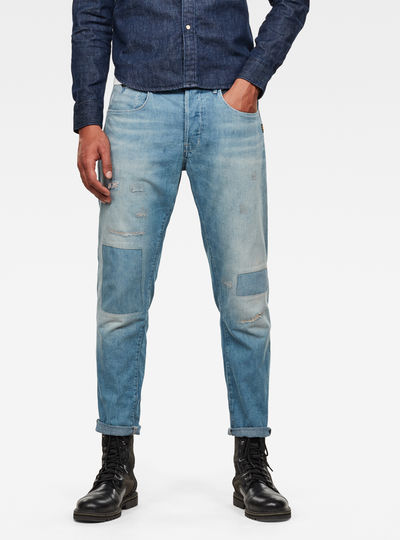 Jean Loic Relaxed Tapered