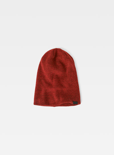 Effo Long Beanie Heather