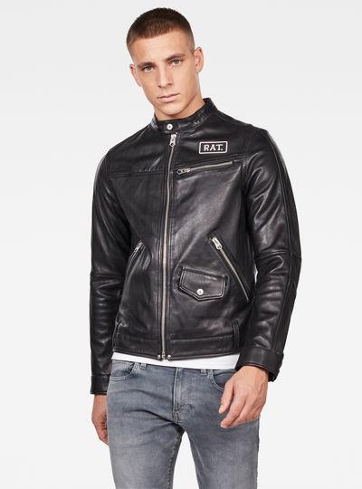 Veste CNY Leather Studs