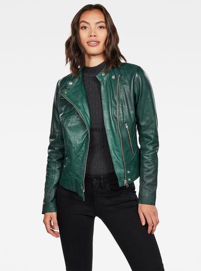 Gluon Biker Slim Jacket