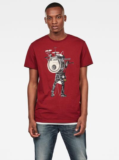 T-shirt Graphic 3 Photo