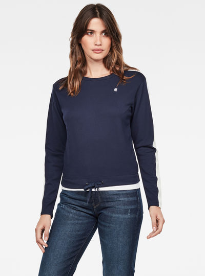 Nostelle Cropped Pullover