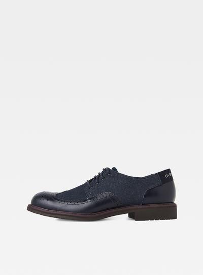 Garby Derby Schuhe