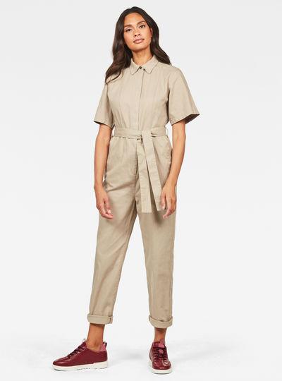 Combi-pantalon Bristum Deconstructed