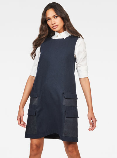 Blake Multi Pocket Dress