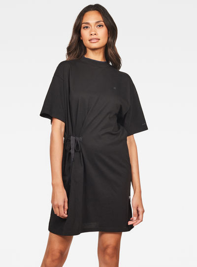 Disem Loose Dress
