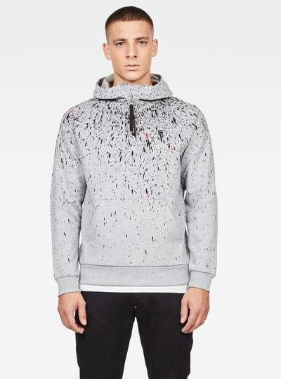 Cadet Strett Splatter Sweater