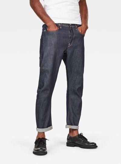 30 Years New York Raw Type C Tapered Jeans