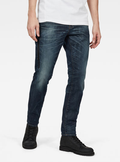 Jean Citishield 3D Slim Tapered