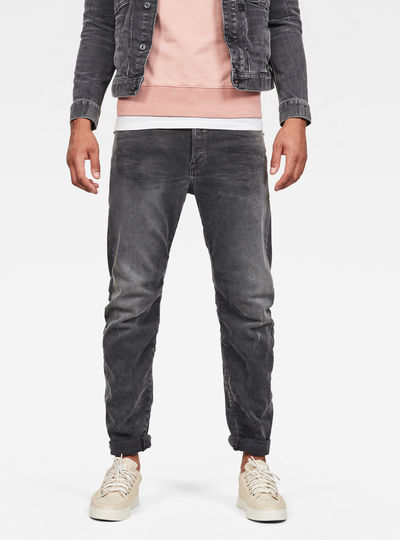 Jean Tobog 3D Relaxed Tapered