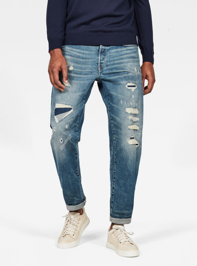 Moddan Type C Relaxed Tapered Jeans