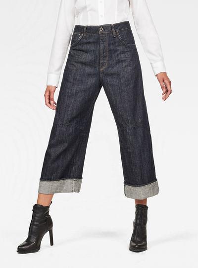 Pantalon cargo 30 Years G-Star High Wide Leg