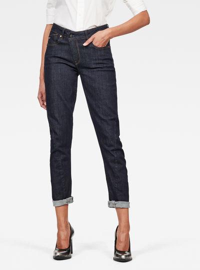 Joci 3D Mid Slim Jeans