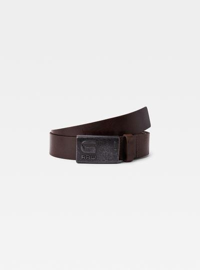 Grizzer Pin Belt