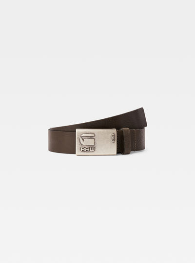 Grizzer Pin Belt