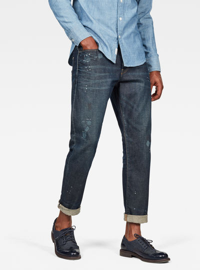 Morry 3D Relaxed Tapered
