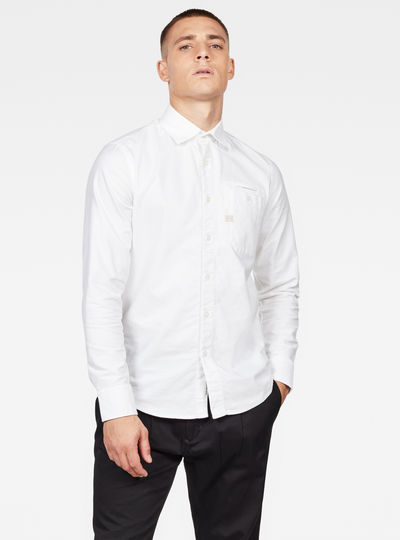Bristum 1 Pocket Slim Shirt