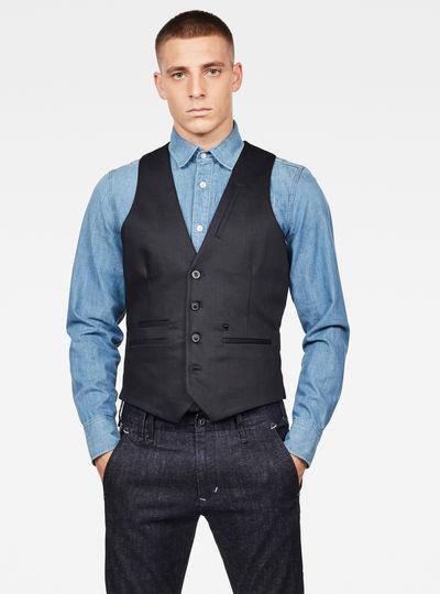 Tuxedo Waistcoat