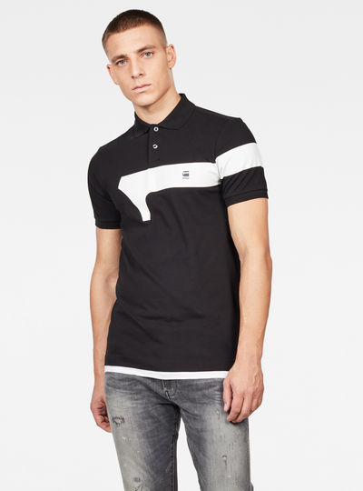 Graphic 13 Slim Polo