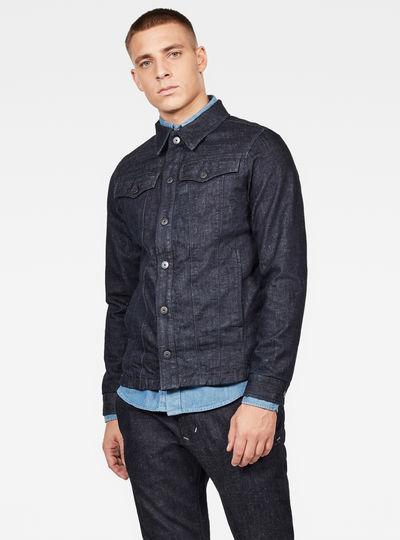 3301 Lining Overshirt