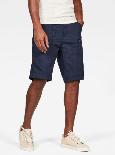 Powel Relaxed Shorts