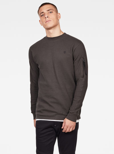 Korpaz Mock Pocket T-Shirt