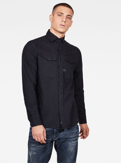 Lecite Straight Shirt