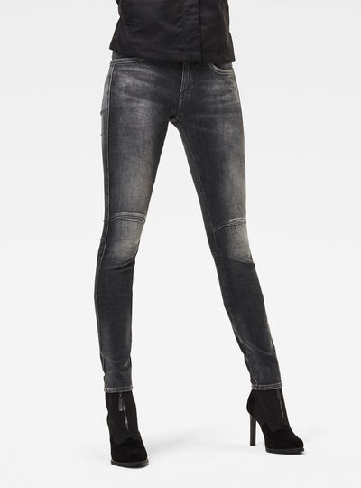 Jeans G-Jackpant 3D Mid Skinny
