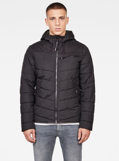 Attacc Quilted Jacke