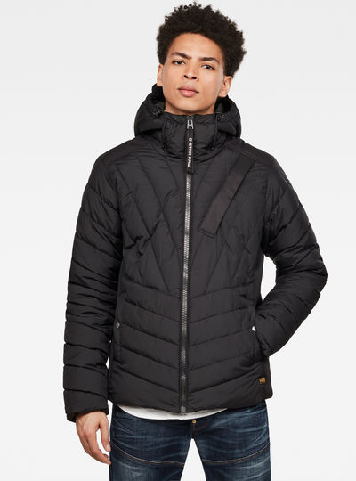 Motac Zip Puffer Jacket