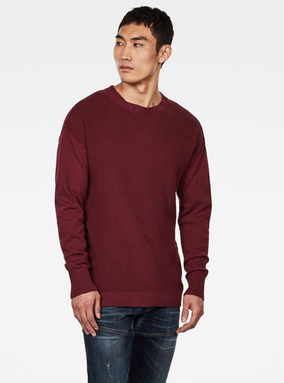 Fisher Knitted Sweater