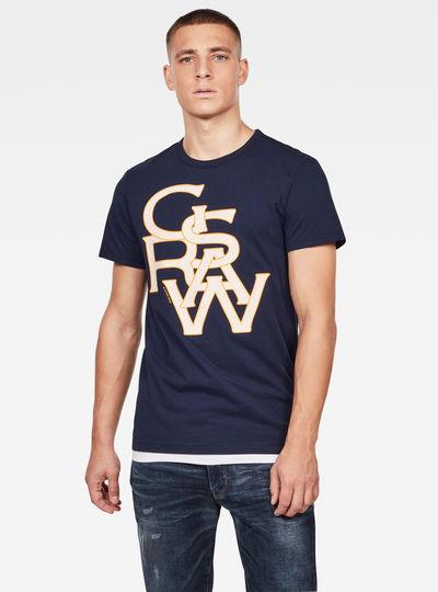 Camiseta Graphic 24 Straight