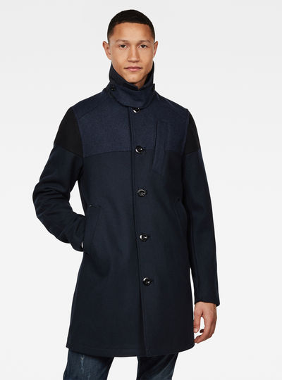 Wool CB Coat
