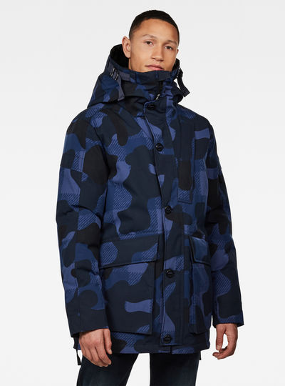 Citishield Short Hooded Parka
