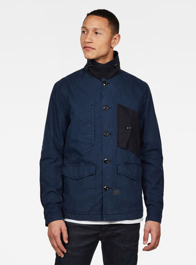 Scutar Utility Padded Jacket