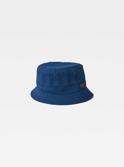 Perforated Bucket Hat