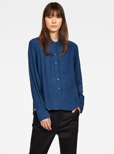Core 1 Pocket Straight Shirt