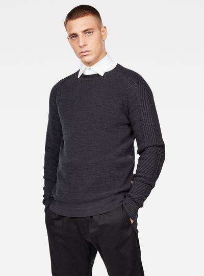 Jersey Muzaki Knitted