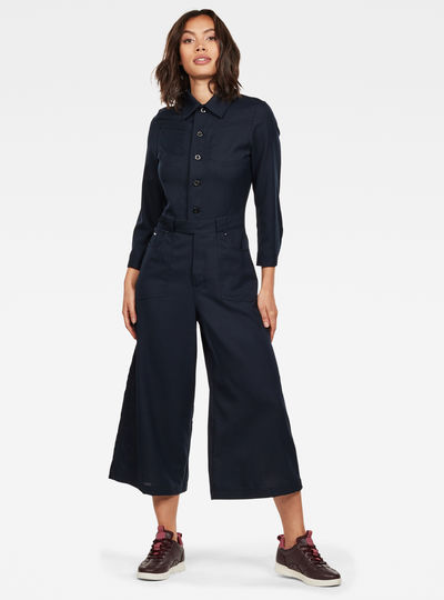 Mellam Culotte Jumpsuit