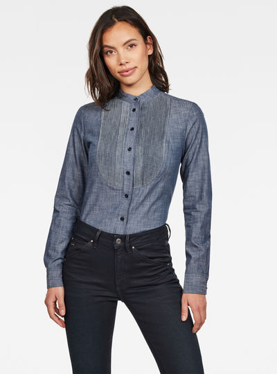 Lanc Bib Slim Shirt