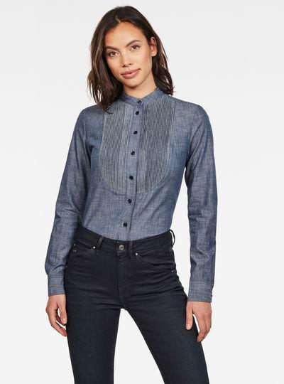 Lanc Bib Slim Shirt