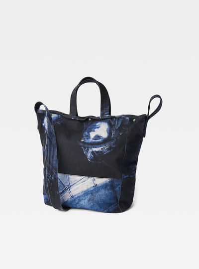Rijks Denim Shopper Allover