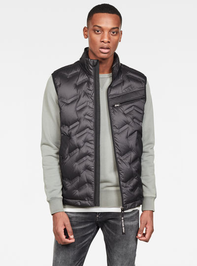 Attacc Quilted Down Bodywarmer