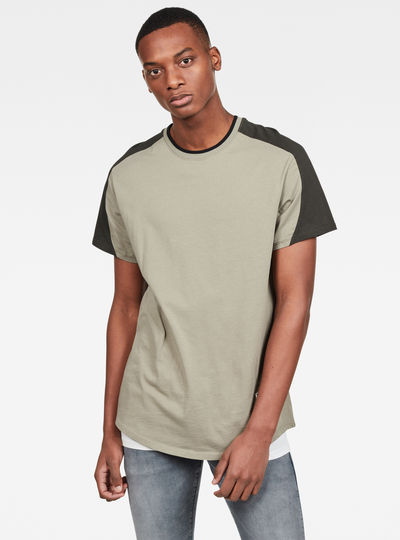Baseball T-Shirt Colorblocked